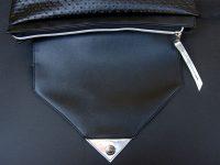 ezsubegz Crystal Onyx medium hátizsák fedél