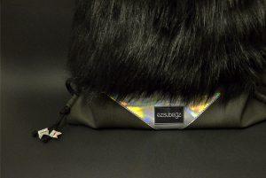 ezsubegz-raven-floppy-tornazsak szőrös táska front